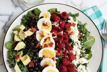 soups & salads. / by Amanda Greer