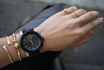 axe2 / accessories rings bracelets watches / by Nelie Rednow