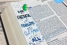 Hand Lettering Bible Journaling