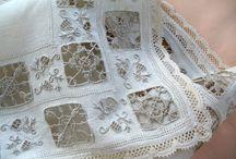 Needlework / embroidery, cutwork, etc.