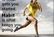 fitness motivation / by DANIELLE HARRIS
