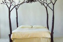 Always kiss me Goodnight / ideas for our bedroom oasis and haven...our get away from the world