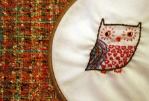 Sew Your Heart Out / by Rebecca Kuhlmann