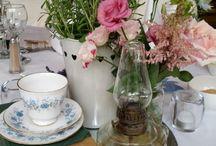 Table Centres by Elizabeth Rose NI