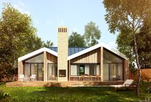 SVESMI Projects / Architectural projects and buildings designed by SVESMI.