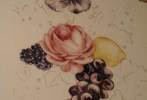 porselein beschilderen