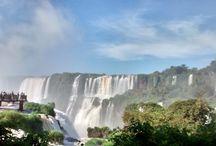 Lugar para com a natureza  !!!!!! / Cataratas de Foz do Iguaçu Pr Brazil !!!!!