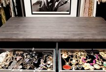 closet/bedroom remodel / by Dila Robnett