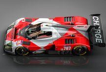 Race Car Concepts