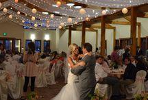 drapes wedding