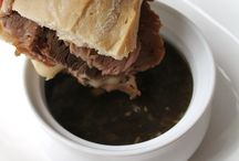 Au Jus / by Jeanne' Catlin