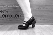 pasos de baile flamenco