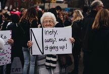 An Aging Activist Holds Forth on Politics