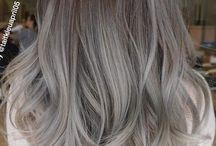 Gina hair