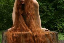 Long hair / Long hair