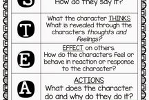 text for characters
