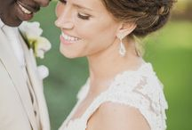 inspiration - bride & groom portraits / Gorgeous moments captured between the bride & groom.