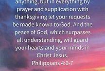 Scripture Verses / null