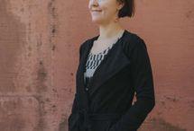 Textile designer Miira Zukale