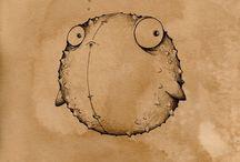 animali character design