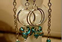 DCWV Jewelry / Jewelry made with Blue Moon Beads