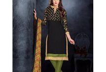 Surat fabric fashion suit saree India / Pins about fashion fibre saree suit women wear India