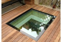 techos vidrio transitables