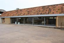 Barn Conversions / Examples of Barn Conversions incorporating architectural glazing