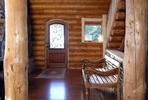 Dream home! Log cabin