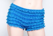 Ruffle Undies / Find it at oldgoldvermont.com