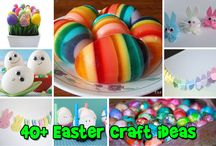 Kids Easter Craft / Cute craft activities for kids this Easter