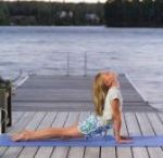 How to Introduce Yoga to Children / There are many benefits to the regular and dedicated practice of Yoga. Some of these benefits range from improved strength and flexibility to a better sense of balance and concentration. #IntroduceYogaToChildren #yogaforchildren http://www.aurawellnesscenter.com/2011/08/31/how-to-introduce-yoga-to-children/