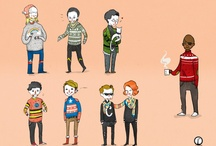 geek/nerd culture / by stas rumpleminz