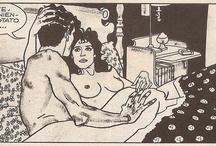 Comics / Tavole a fumetti / by Luca Brognara