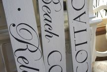 Create it Ideas ~ Silhouette Signs
