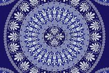 Mandalas color