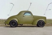Willys coupe / Willys coupe