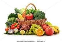 alimentos saudáveis / sobre como alimentar-se conservando nossa saúde