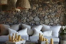 Interior / Interior inspiration and ideas for the living room area, the dining area etc.