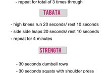 Crossfit WOD inspiration