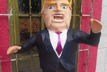 Donald Trump Piñatas