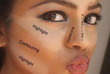 Rozświetlanie twarzy