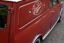 Minis-Vans, Estates and Pick ups / Classic mini vans, etc.