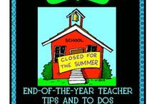 Classroom- End of the Year