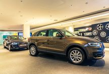Audi Delhi Central Showroom / Today Audi Delhi Central is ranked as one of the best luxury car showrooms in India. With proven records of matchless services, our customers today own our products with pride.