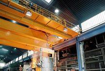 Ellsen 10 ton overhead crane in high quality for sale