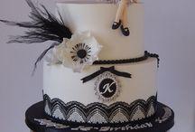 Gatsby cakes