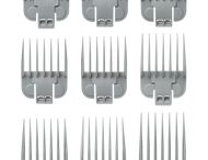 Andis Clipper Guards / At Atlanta Barber and Beauty Supply, we have been the best selling barber supply store for over 70 years.  We carry Andis clipper guards. #ABBS #Atlanta #Barber #supplies #clipper #guards #Andis