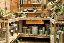 садовый органайзер