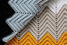 Chevron crochet patterns